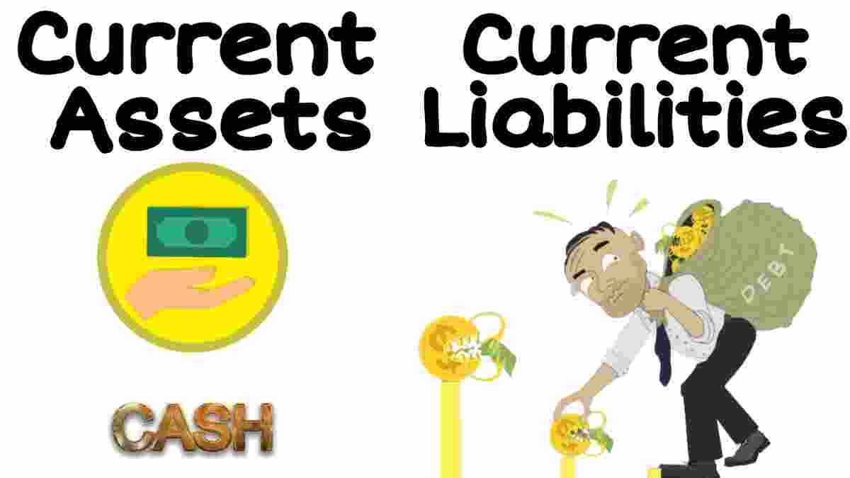 What is Current Assets and Current Liabilities in Hindi?