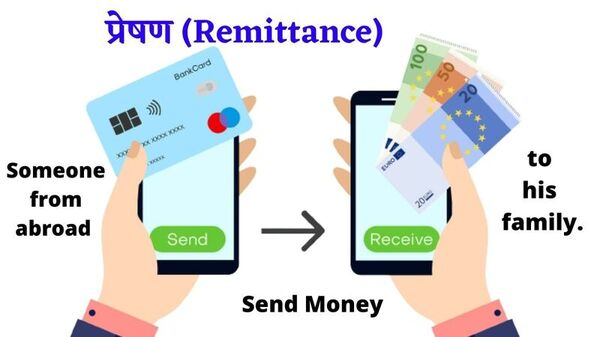 What is Remittance in Hindi